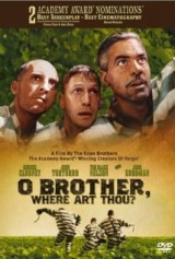 O Brother, Where Art Thou? (2000) first entered on 21 January 2001