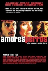 Amores perros (2000) first entered on 29 May 2001