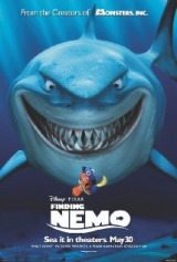 Finding Nemo (2003) moved from 165. to 168.