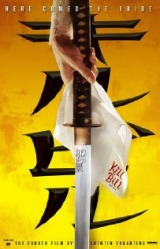 Kill Bill: Vol. 1 (2003) first entered on 25 October 2003