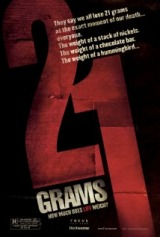 21 Grams (2003) first entered on 1 April 2004