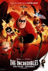 The Incredibles (2004) first entered on 8 November 2004