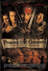 Pirates of the Caribbean: The Curse of the Black Pearl (2003) first entered on 31 July 2003
