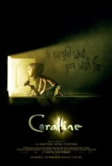 Coraline (2009) moved from 218. to 220.
