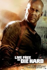 Live Free or Die Hard (2007) first entered on 28 June 2007