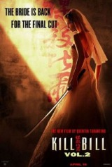 Kill Bill: Vol. 2 (2004) first entered on 26 April 2004