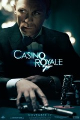 Casino Royale (2006) first entered on 22 November 2006