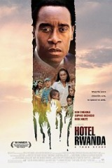 Hotel Rwanda (2004) moved from 130. to 131.