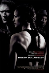 Million Dollar Baby (2004) moved from 68. to 70.