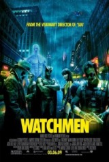 Watchmen (2009) first entered on 6 March 2009