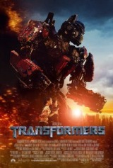 Transformers (2007) first entered on 3 July 2007
