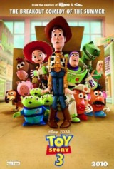 Toy Story 3 (2010) moved from 86. to 87.