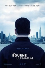 The Bourne Ultimatum (2007) first entered on 4 August 2007