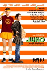 Juno (2007) first entered on 17 December 2007