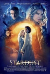 Stardust (2007) moved from 243. to 245.