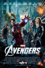 The Avengers (2012) first entered on 21 April 2012