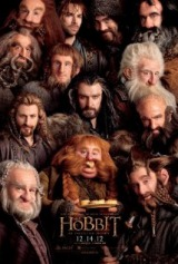 The Hobbit: An Unexpected Journey (2012) moved from 143. to 144.