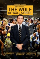 The Wolf of Wall Street (2013) has 1,281 new votes.