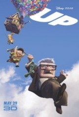 Up (2009) has 288 new votes.