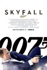 Skyfall (2012) moved from 222. to 218.