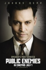 Public Enemies (2009) first entered on 26 June 2009