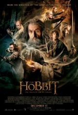 The Hobbit: The Desolation of Smaug (2013) moved from 235. to 237.