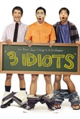 3 Idiots (2009) moved from 213. to 215.