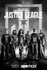 Zack Snyder's Justice League (2021) moved from 177. to 184.