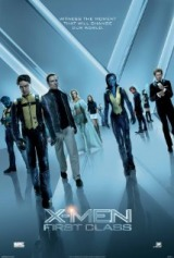 X-Men: First Class (2011) first entered on 6 June 2011