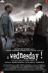 A Wednesday (2008) first entered on 7 February 2015
