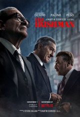 The Irishman (2019) first entered on 27 November 2019
