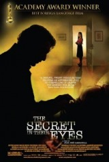 El secreto de sus ojos (2009) moved from 147. to 145.