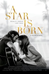 A Star Is Born (2018) first entered on 8 October 2018