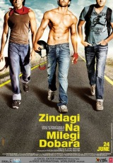Zindagi Na Milegi Dobara (2011) first entered on 22 June 2016