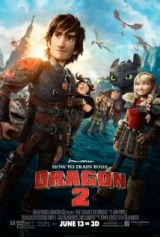 How to Train Your Dragon 2 (2014) moved from 206. to 207.