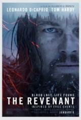 The Revenant (2015) moved from 132. to 134.