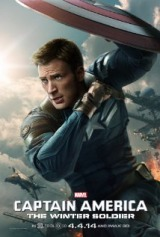Captain America: The Winter Soldier (2014) first entered on 4 April 2014