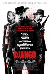 Django Unchained (2012) first entered on 2 January 2013