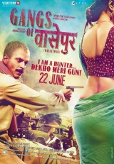 Gangs of Wasseypur (2012) moved from 244. to 249.