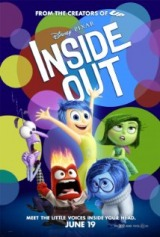 Inside Out (2015) moved from 147. to 146.