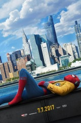 Spider-Man: Homecoming (2017) first entered on 8 July 2017