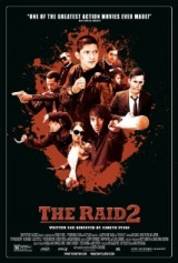 The Raid 2: Berandal (2014) first entered on 30 June 2014