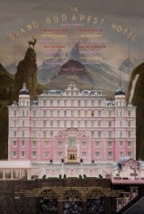 The Grand Budapest Hotel (2014) moved from 154. to 152.