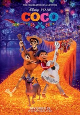 Coco (2017) moved from 54. to 53.