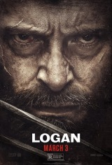 Logan (2017) first entered on 3 March 2017