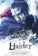 Haider (2014) first entered on 22 June 2016