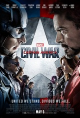 Captain America: Civil War (2016) first entered on 29 April 2016