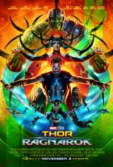 Thor: Ragnarok (2017) moved from 186. to 178.