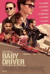 Baby Driver (2017) first entered on 3 July 2017