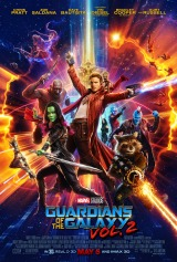 Guardians of the Galaxy Vol. 2 (2017) first entered on 5 May 2017